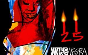 Imagen 25 años de Nubenegra