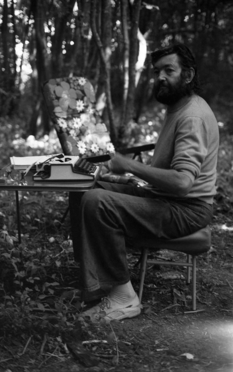 Escribir al aire libre