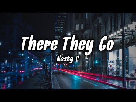Nasty C There They Go Lyrics