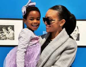 Pearl Thusi Adopted Daughter