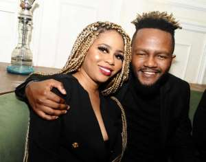 Kwesta wife, marriage