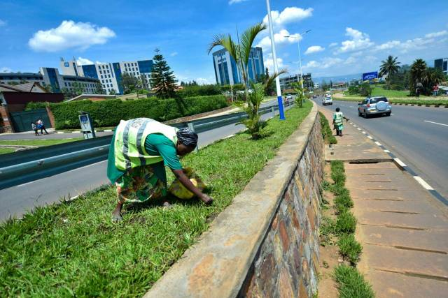 cleanest city in africa 2020