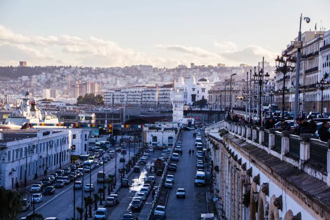Algeria biggest economy in africa 2020