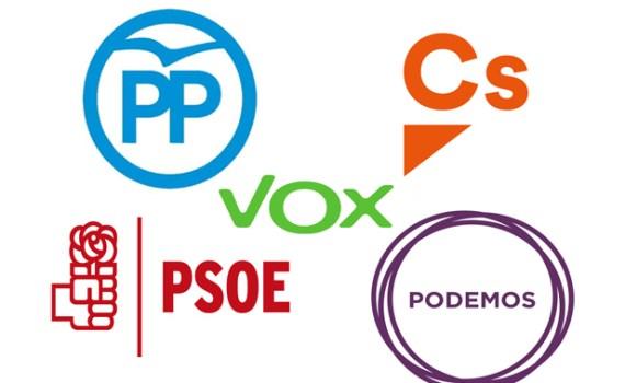 porgramas electorales I+D