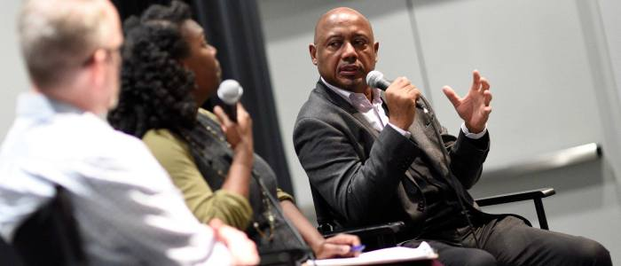 Director Raoul Peck Screens Acclaimed Civil Rights Documentary at Block Cinema [Video]