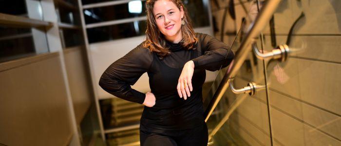 Meet Block Museum Fellow, Evelyn Kreutzer