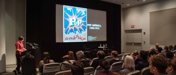 "Contesting Freedom: ""Pop América, 1965–1975"" Curator Conversation with Esther Gabara [Video]"