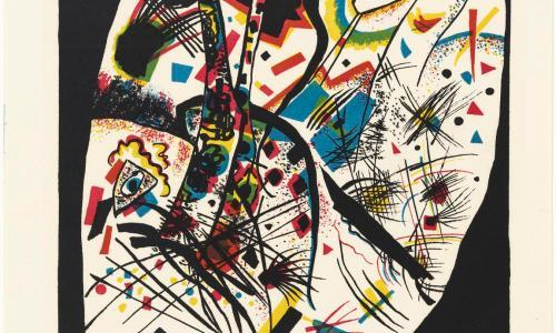 Collection Spotlight: Small Worlds III, Wassily Kandinsky