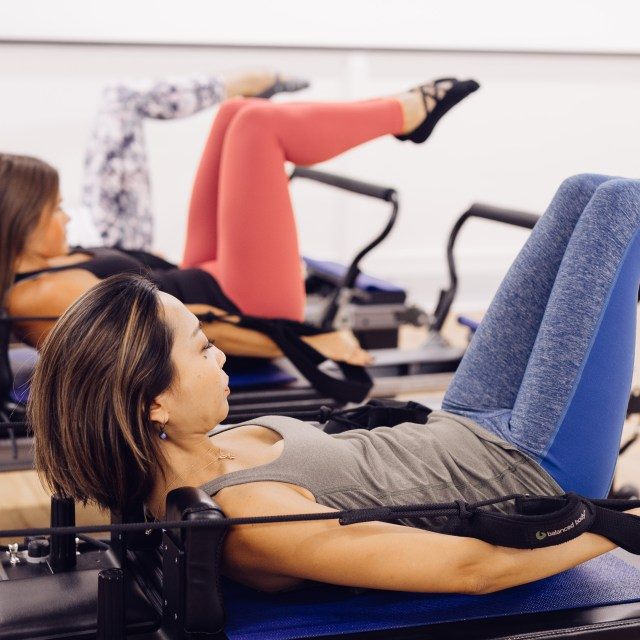 group reformer classes henley on thames nobody pilates