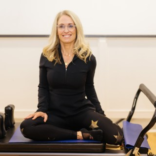 carine moffett nubodi pilates reformer instructor henley on thames