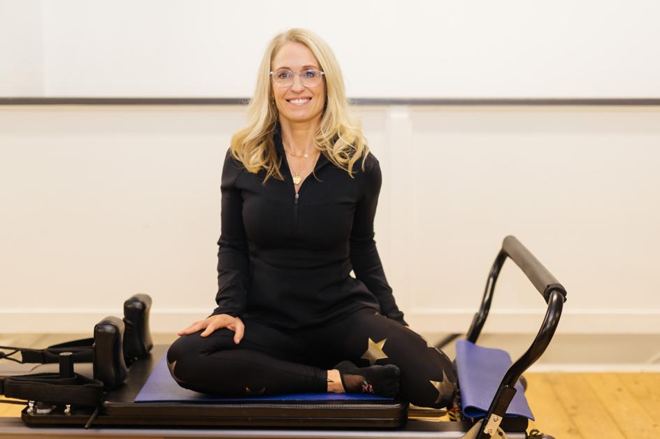 carine moffett nubodi pilates reformer instructor henley on thames