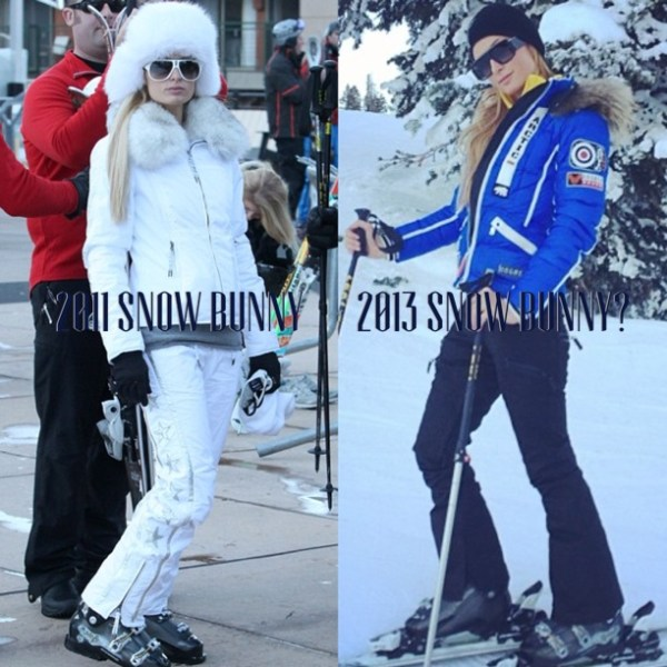 Aspen ski trip 10 Surpising Things Paris Hilton Did In Aspen And How Many Snelfies Taken
