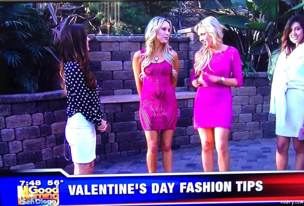 4 Valentine's Day Outfits For Every Occasion As Seen On KUSI