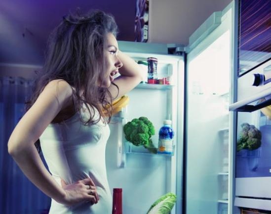 how to stop eating at night and lose weight