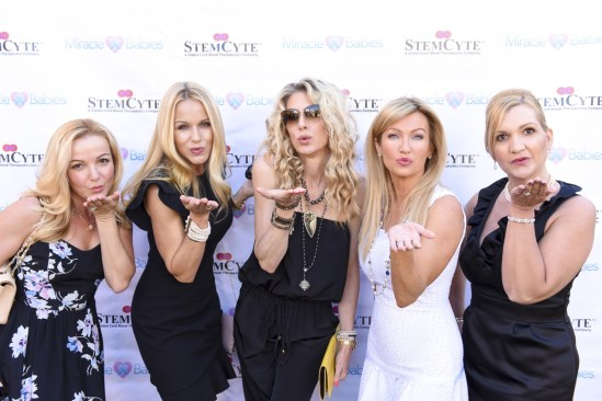Miracle Babies Breakfast at Tiffany's Lunch sponsored by Stemcyte
