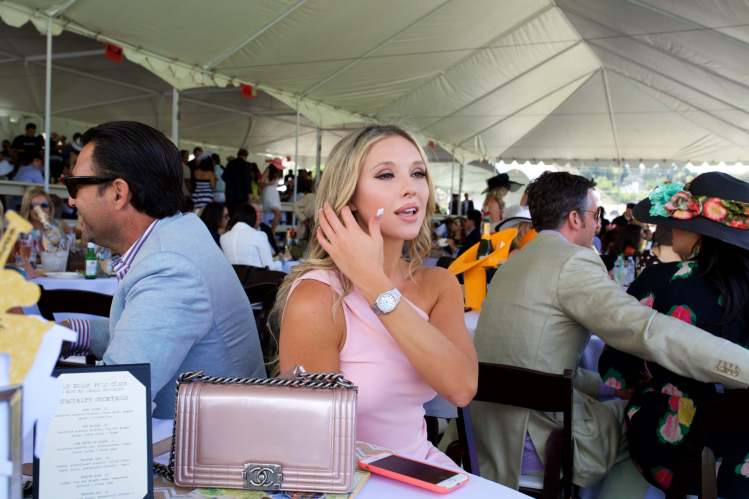 opening Day Polo - gretchen hackmann adler