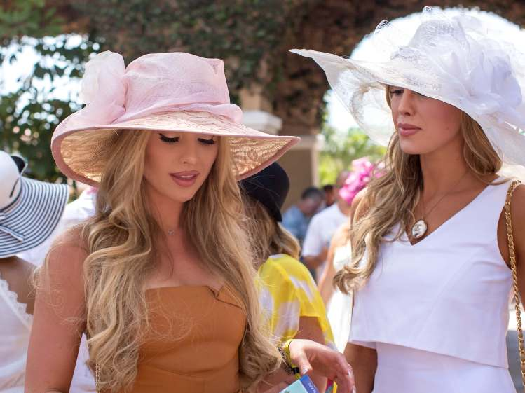 What to wear Opening Day Del Mar Races 15