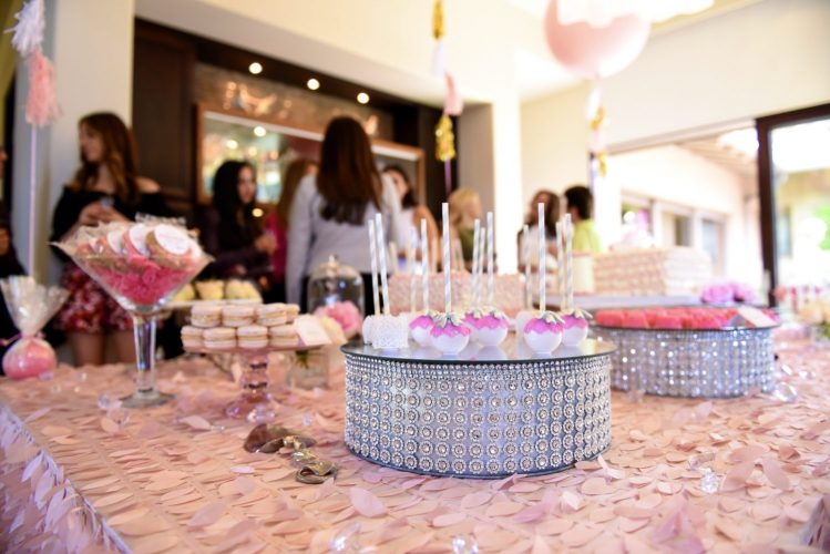 girl baby shower - how to plan 11