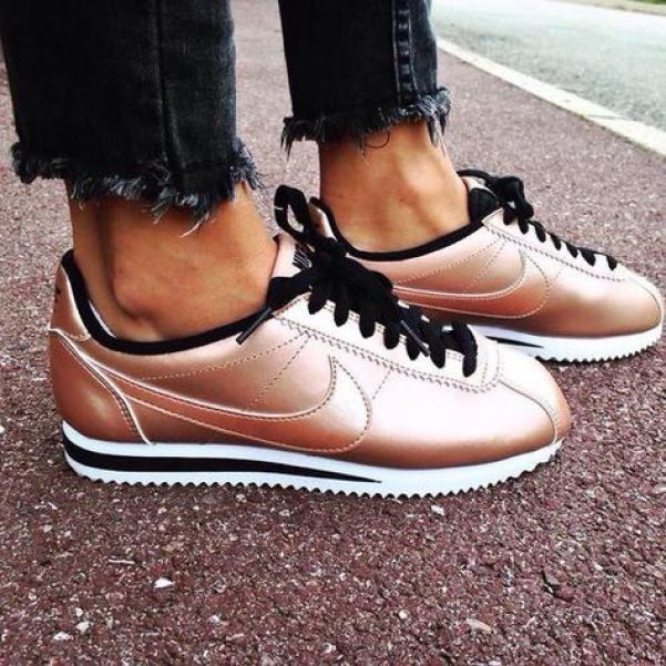 women's metallic sneakers summer 2016