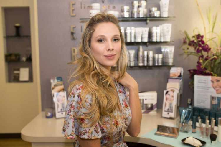 Colorescience ALL CALM for redness after PicoSure