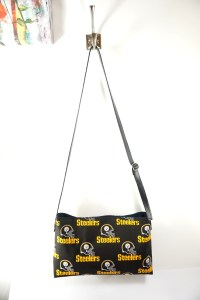 Pittsburgh Steelers NFL Black Cross body