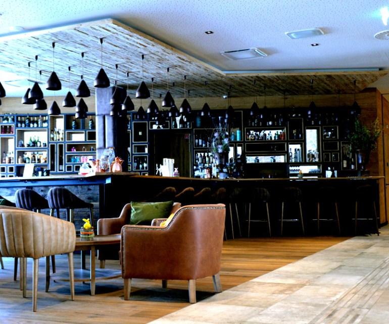 Die Bar des Dachsteinkönigs. © Nina-Carissima Schönrock
