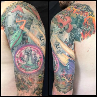 Futurama Sleeve