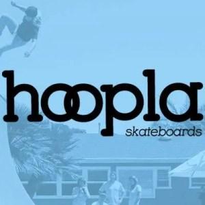 Hoopla Skateboard Decks