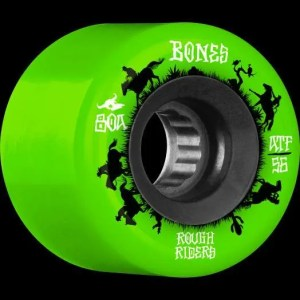56mm Bones Rough Rider Wranglers Wheels