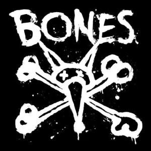 Bones Ratbones Sticker 4″ x4″
