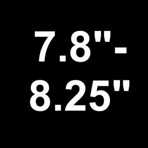 "For Decks 7.8"" - 8.25"" Wide"