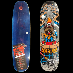 "8.75″ Beer City Dave ""Shag"" Palmer Deck"