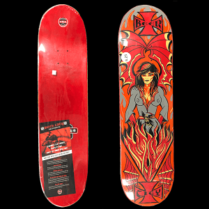 8.25″ Beer City Witch Deck