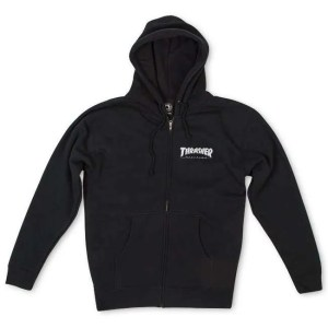 Thrasher Mag Logo Zip-up Hoodie XL
