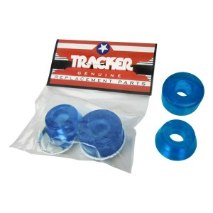 Tracker Bushing Kit Soft Blue (For 2 Trucks)