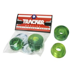Tracker Bushings Kit Hard Green (For 2 Trucks)
