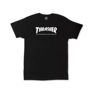 Thrasher Skate Mag Shirt Youth Medium