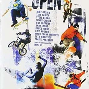 Keep Your Eyes Open DVD