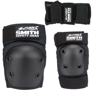 Smith Scabs – Youth 3 Pack – Black