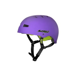Smith Scabs Elite Purple Helmet Small