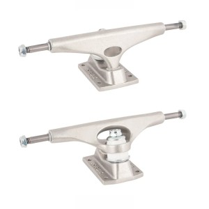 8.0″ Krux Polished Silver Standard Trucks