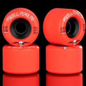 59mm Powell G-Slides Red