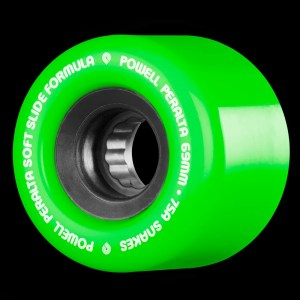 69mm Powell Peralta Snakes Green