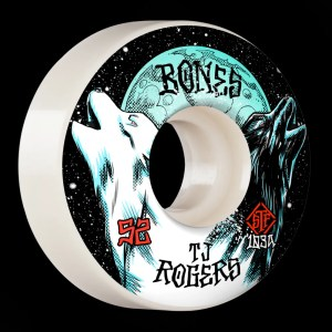 52mm  Bones Rogers Howl v3 Slims