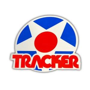 Tracker Trucks Sticker