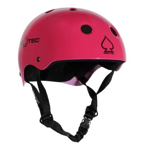 XL Pro-tec Classic Helmet- Gloss Pink (Certified)