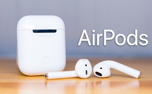 Apple Airpods Review Intelligent Wireless Earbuds