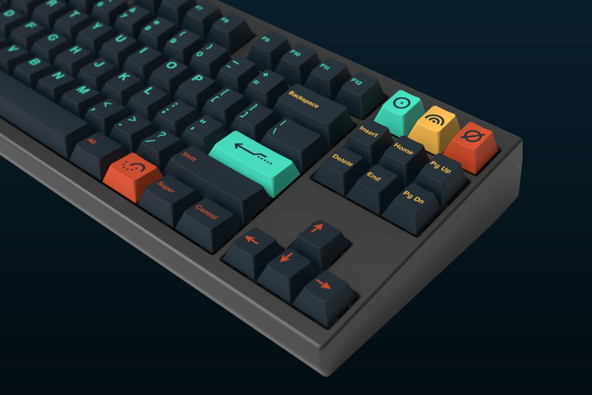 Nephlock's GMK Metropolis R2 Available