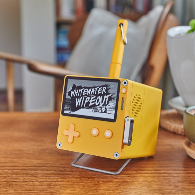 The Playdate Handheld Gets a Dock Accessory, a Pre-Order Month (It's July), & 24 Games Instead of 12
