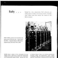 Nuclear power history